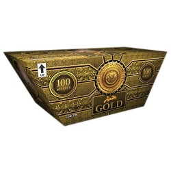 GOLD 100 VENTAGLIO