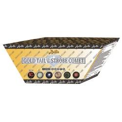 GOLD TAIL + STROBE COMET