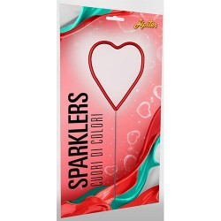 SPARKLER XL BIG HEART COLORS