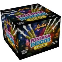 FONTANA USO INTERNO 12 CM GOLD
